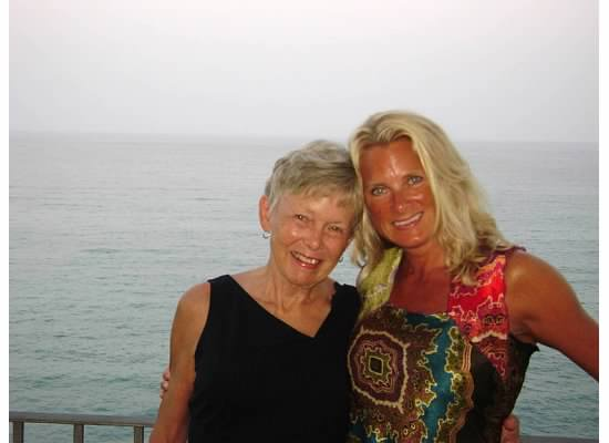 Mom and Me Nerja 2007