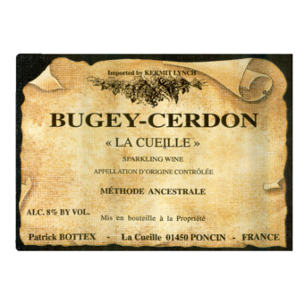 Bugey Label