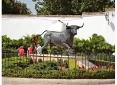 Bull Statue Ronda