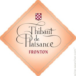 Fronton wine label