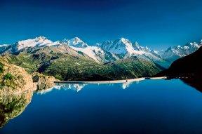 Lac de Finhaut Emosson pic