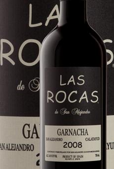 Las-Rocas Label