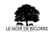 Le Noir de Bigorre logo