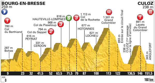 Profile Stage 15