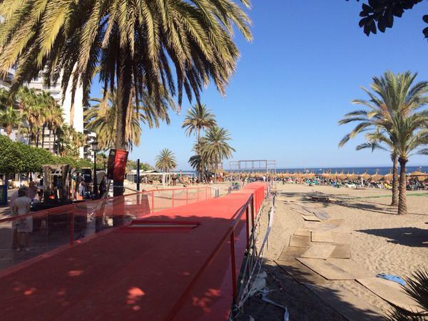 Vuelta Twitter Stage 1
