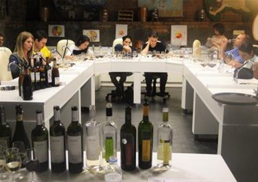 Brazil Wine Tasting