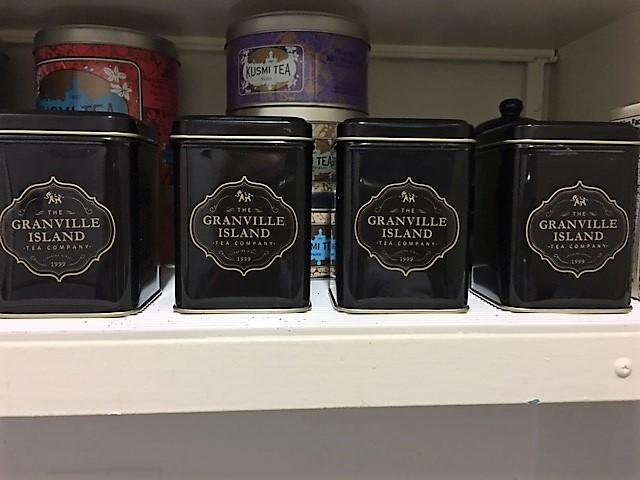 Granville Island Teas