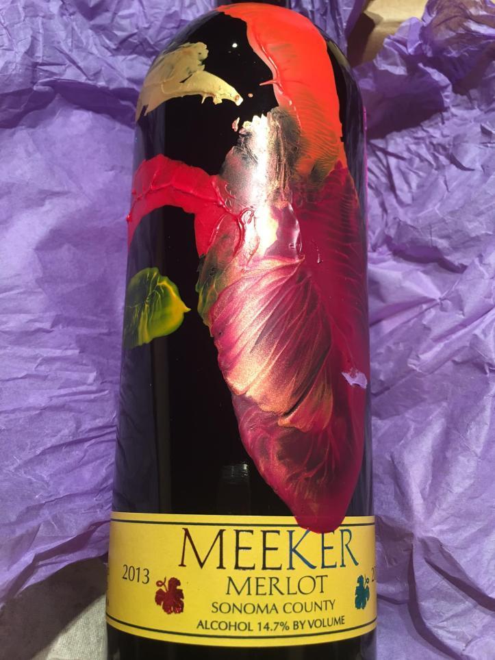 Meeker HP Merlot Solo