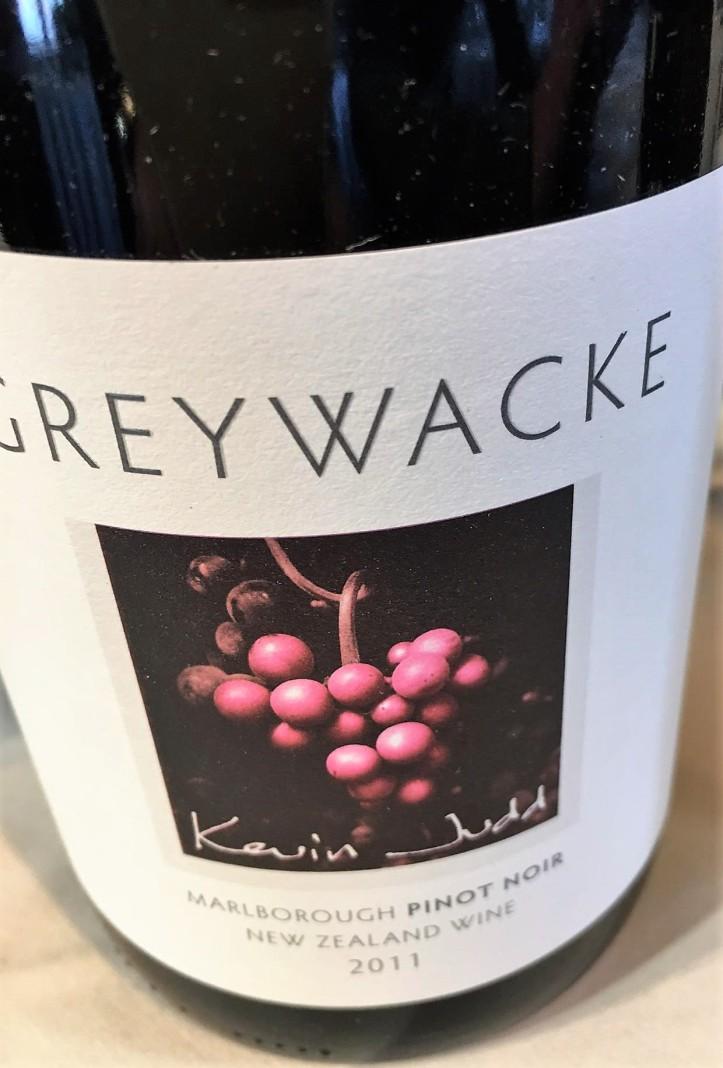 NZ Greywacke