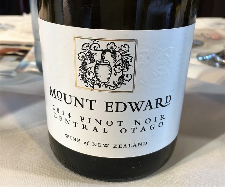 NZ Mount Edward