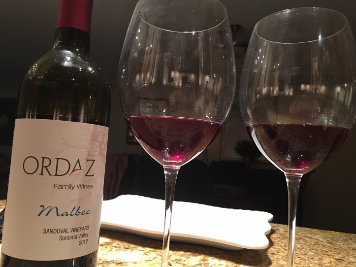Ordaz Malbec Glasses