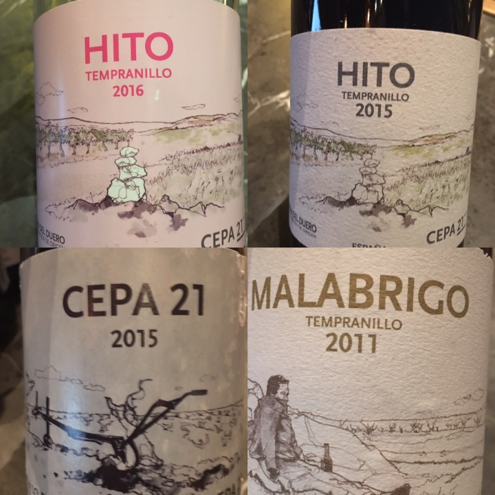 Cepa and Hito Bottles Together