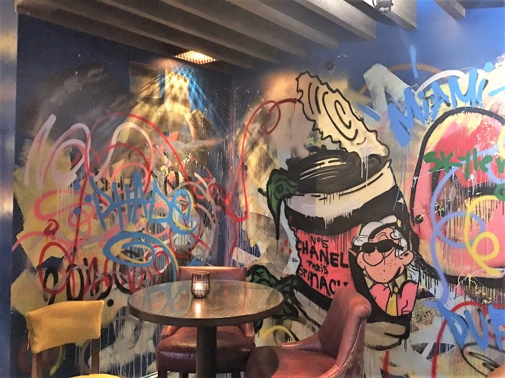 Graffiti Coya