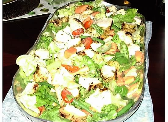 Indian Chicken Salad (2)