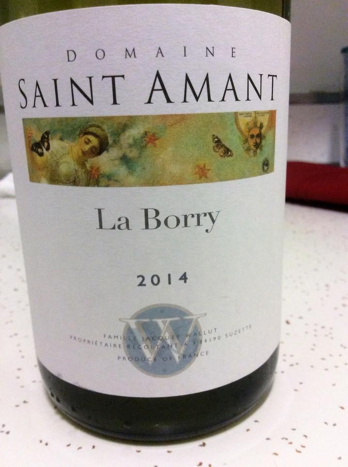 Saint Amant La Borry Viognier