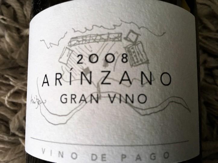 Arinzano Gran Vino Red