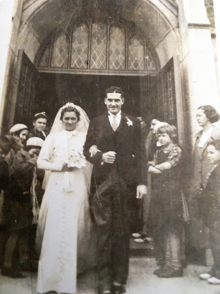 JFW and EHW Wedding