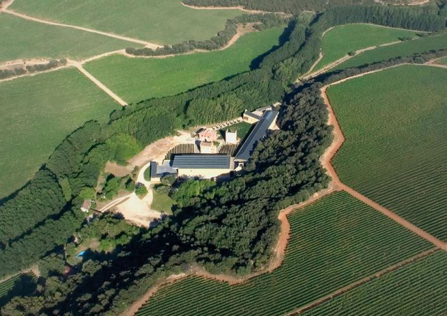 Property Viewed from the Sky