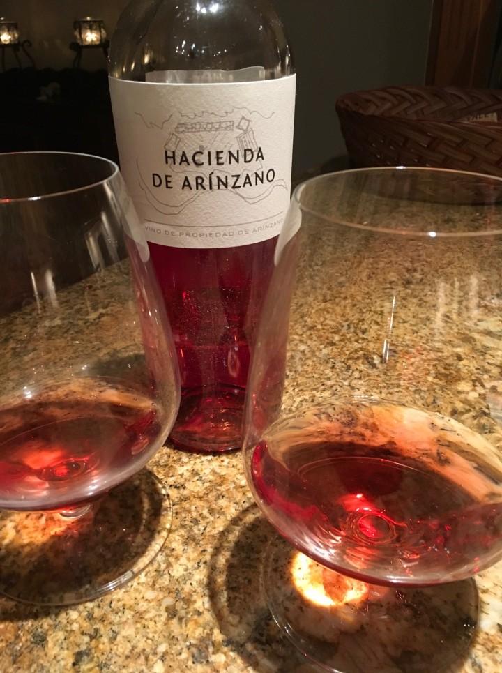 Arinzano Rose