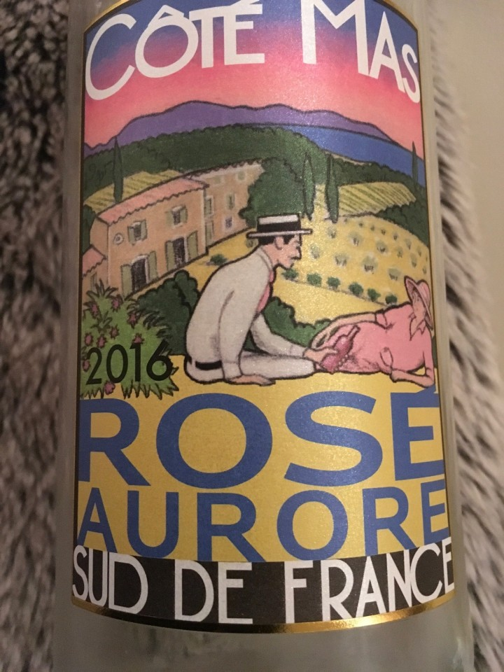 Cote Mas Aurore Rose