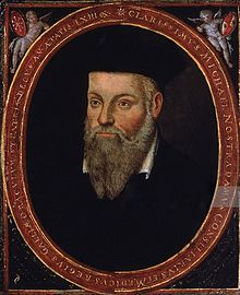 Nostradamus_by_Cesar wikimedia commons