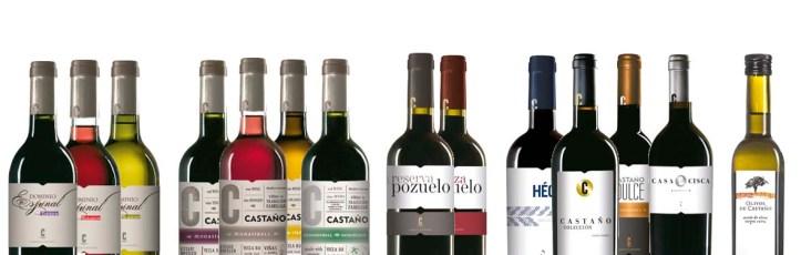 Bodegas Castano Line Up