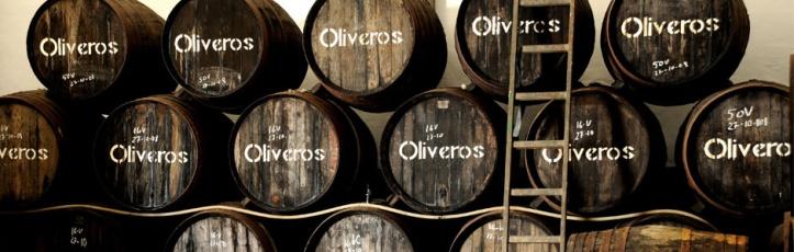 Bodegas Oliveros Barrels 2