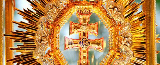 Cross of Caravaca spain.info