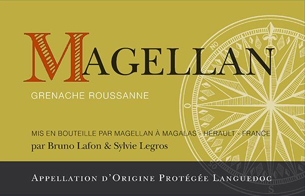 Domaine Magellan Blanc Label
