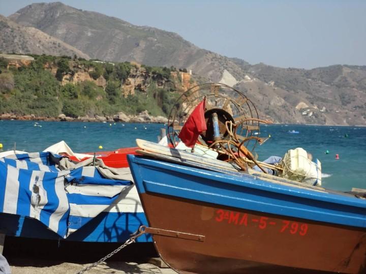 Fishing Boats on Burriana 2011