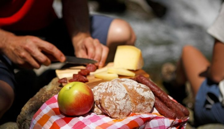 Sudtirol Picnic from ST website