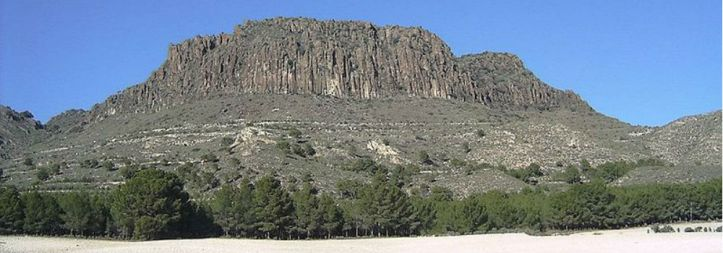 Volcano Cancarix Hellin Spain Turismo Hellin