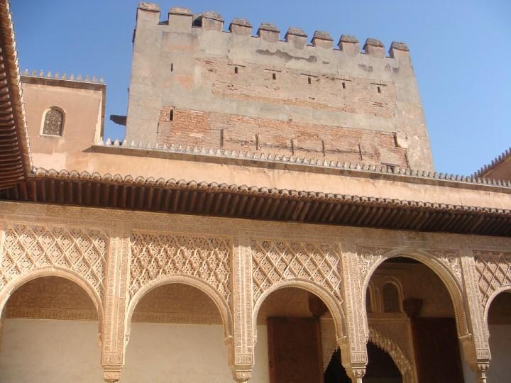 Alhambra Outside