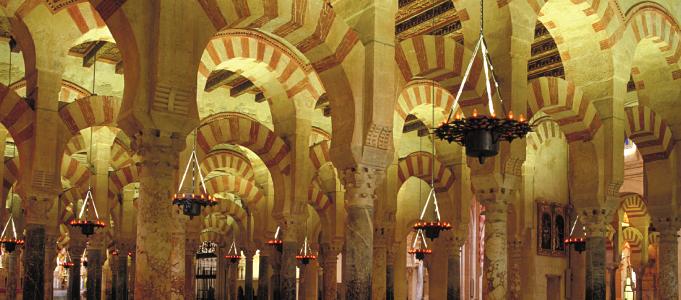 Mosque Church Cordoba