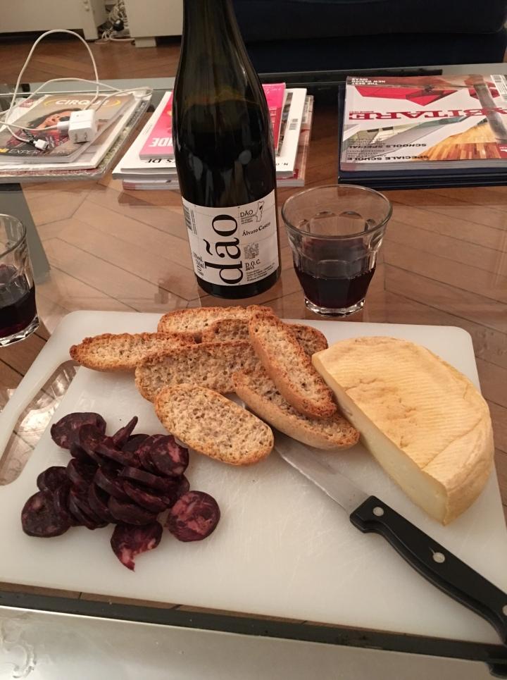 Portuguese Dinner Paris 2016