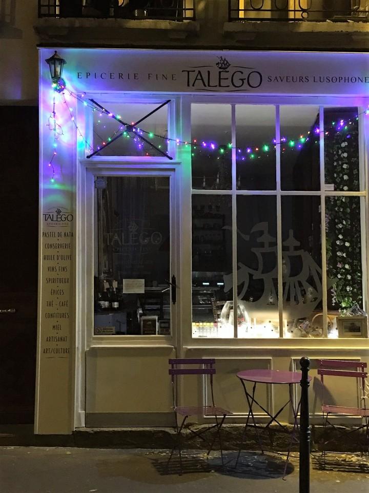 Talego Storefront