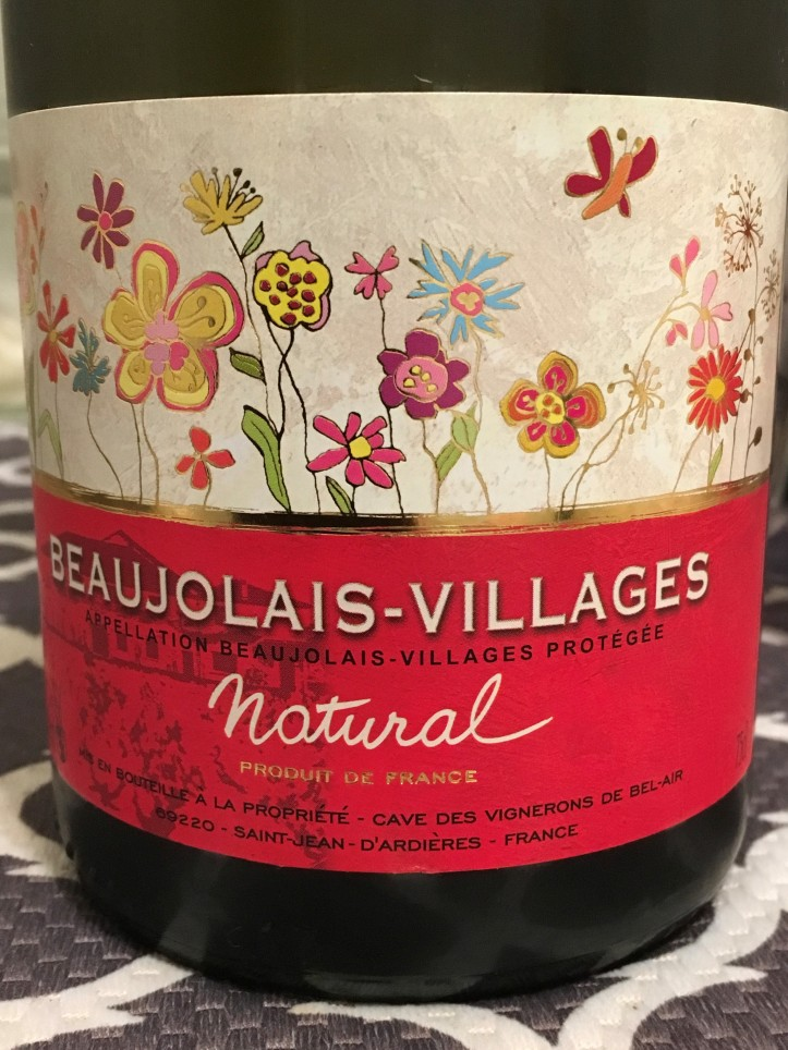 BelAir Beaujolais Villages Natural