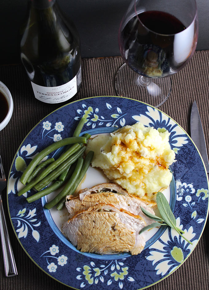 Cooking Chat Garrigue Roasted Turkey Breast