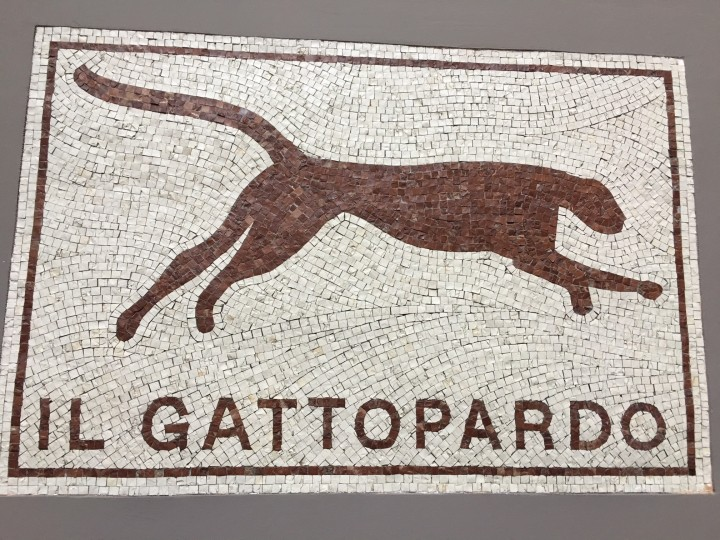 Il Gattopardo Mosaic