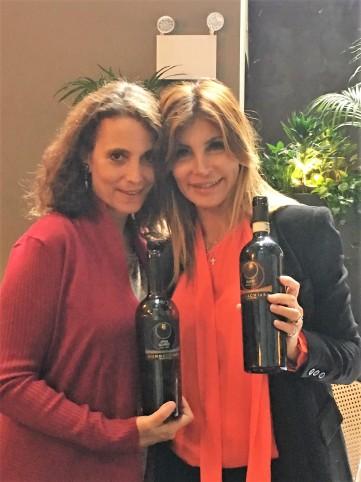 Susannah and Ilaria