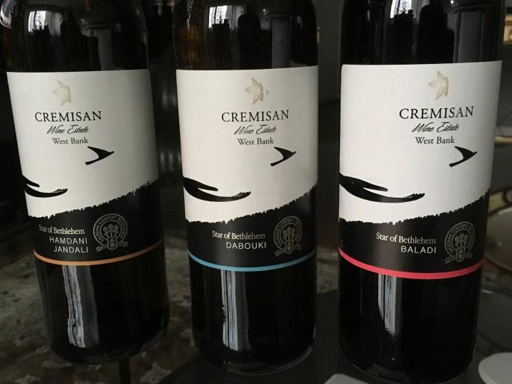 Cremisan Line Up