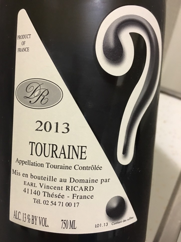 Domaine Ricard Question Mark Touraine