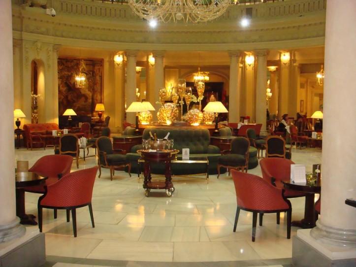 Lobby Bar Palace Hotel