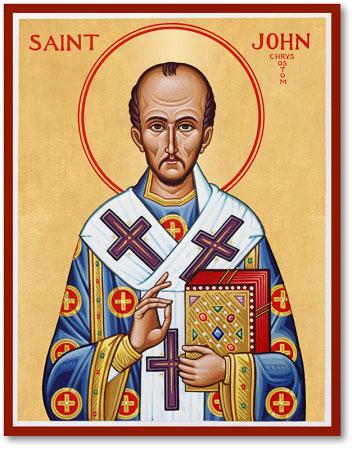 St John Chrysostom monastery icons dot com