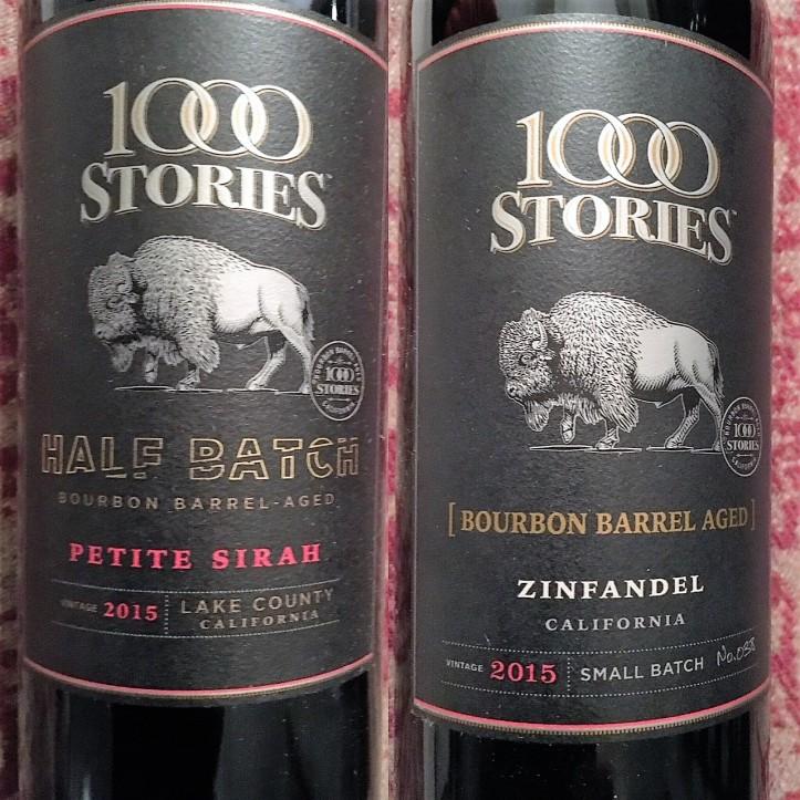 100 Stories Duo of Bottles