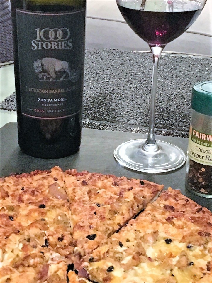 Zin and Pizza (2)