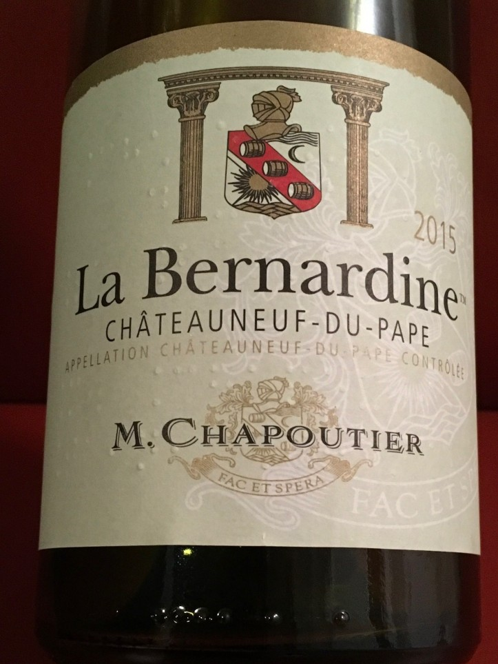 La Bernardine Label