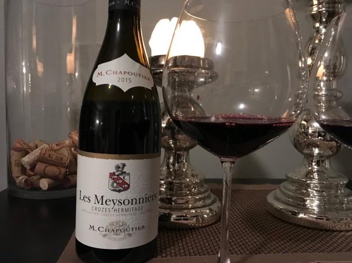 Les Meysonniers Glass