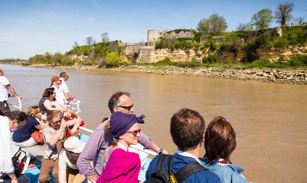 Gironde Estuary Blaye