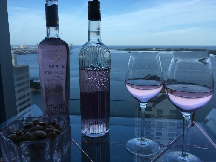Pink Wines by the Bay